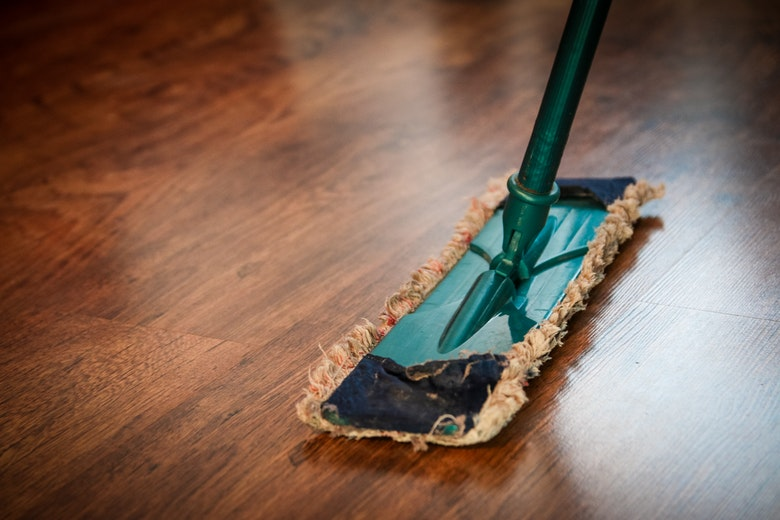 Eco-friendly commercial cleaning products