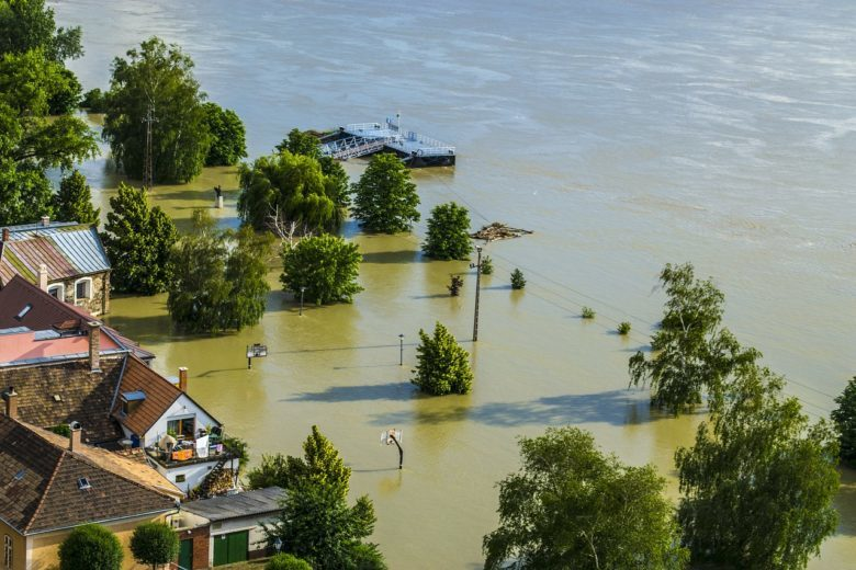 population growth and natural disasters