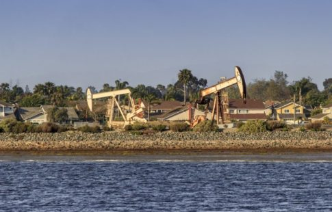 clean oil drilling