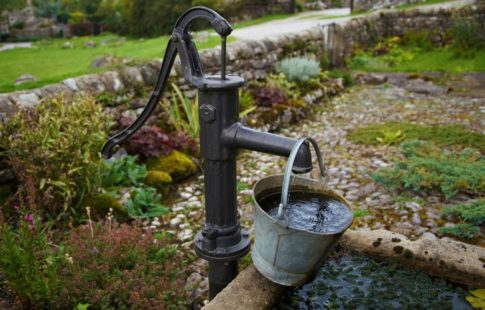 homesteading water supply